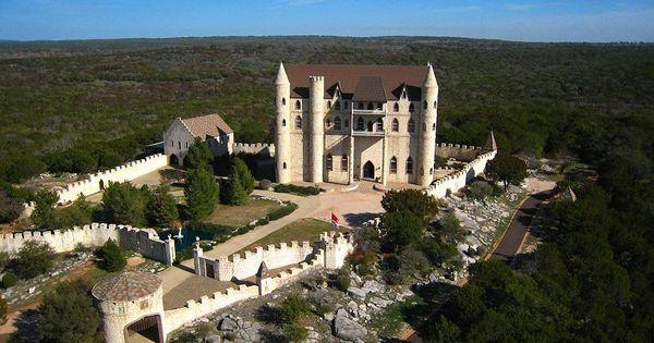 Falkenstein Castle Near Kingsland Tx It S A Texas Thang
