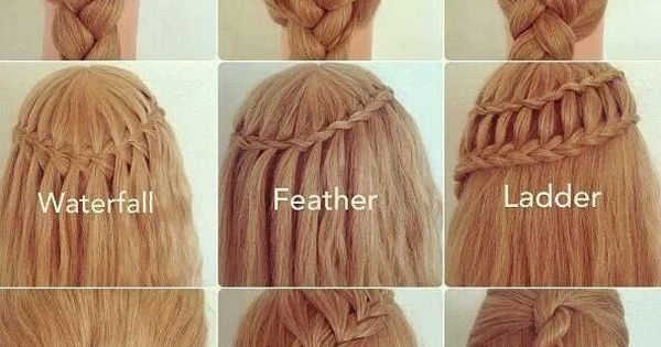 Hairstyle Names: Different Types Of Braids And Their Names