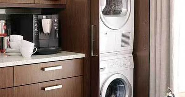 laundry in the kitchen placard linge s che linge et placard. Black Bedroom Furniture Sets. Home Design Ideas