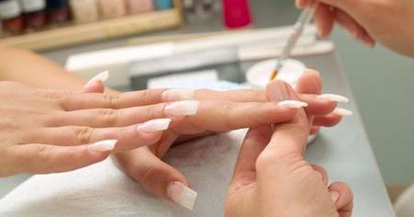 Silk Wrap Nails Silk Wrap Nails Silk Nails Diy Acrylic Nails