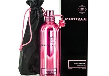Montale Montale Roses Musk Eau De Parfum Spray Unisex Perfume 3 3 Oz Walmart Com Unisex Perfume Eau De Parfum Perfume