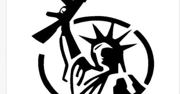 Online Get Cheap Gun Rights Stickers Aliexpress Com