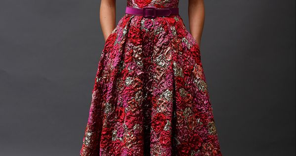 Badgley Mischka - Pre-Fall 2015 - Look 15 of 24