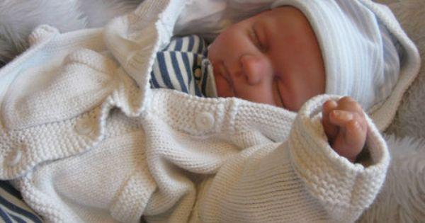 Sweet Sleeping Reborn Baby Boy Doll Jamie Ebay