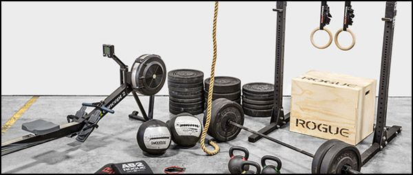 Crossfit equipment packages checklist gift