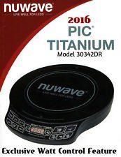 Nuwave Precision Induction Cooktop Induction Cooktop Nuwave Cooktop