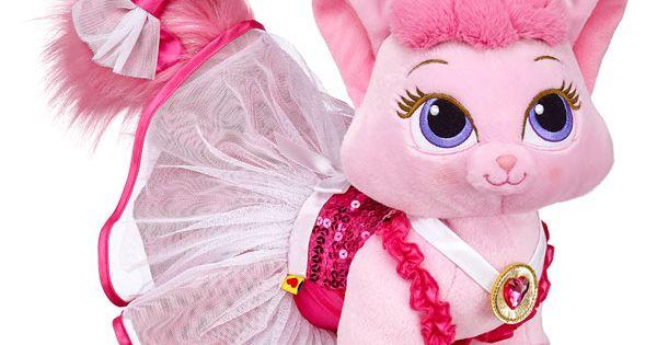 Fuchsia Frills Disney Princess Palace Pets Beauty Build A Bear