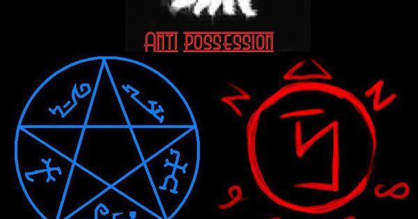 Supernatural Tv Show Protection Symbols Meinafrikanischemangotabletten