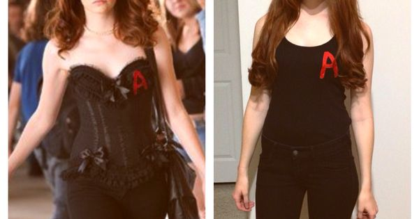 Emma Stone costume from Easy A | Halloween Ideas ...