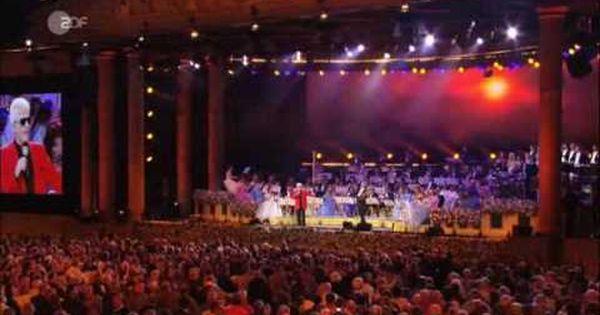 Andre Rieu Heino Sierra Madre Zauber Der Musik Live In Maastricht