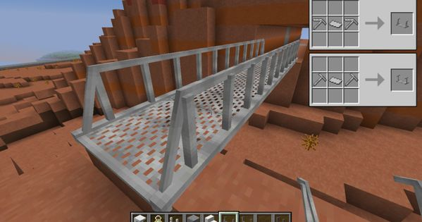 Macaw S Bridges 1 14 4 Minecraft Mods Macaw Bridge Minecraft Mods