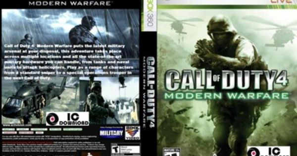 Call Of Duty 4 Modern Warfare Free Download Pc Game Call Of
