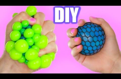 Diy Squishy Sand : DIY Super Cool Squishy Stress Ball! How to Make The Coolest Stress Ball! - YouTube Fun and ...