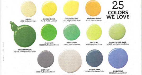 Martha Stewart Interior Paint Colors Paint Colors Martha Stewart Living May 2009 Flickr