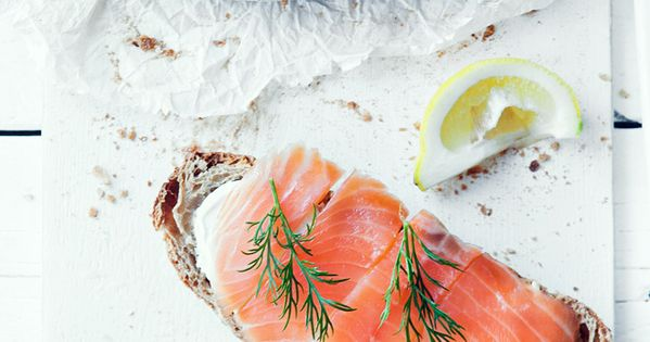 #salmon rusticbread