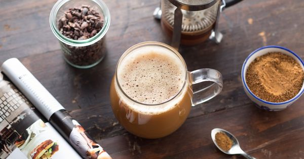 Latte, Detoxify your body and Dandelion root tea on Pinterest