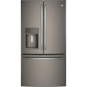 Ge Adora 27 8 Cu Ft French Door Refrigerator With Hands Free