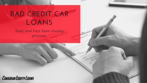 Pin On Bad Credit Car Loan