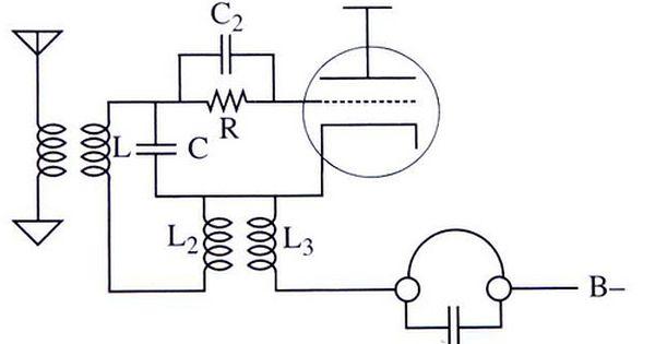 armstrong radio circuit