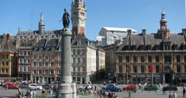 Lille Is A Medium Sized City In The Nord Pas De Calais Region With Images Regions Of France France Calais France