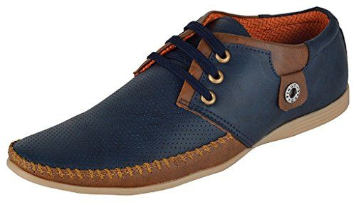 Shoes Bank Men's Leather Casual Shoes: Buy Online at Low