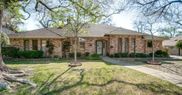 Beautifully Maintained Home On Lovely Treed Creek Lot In Desoto