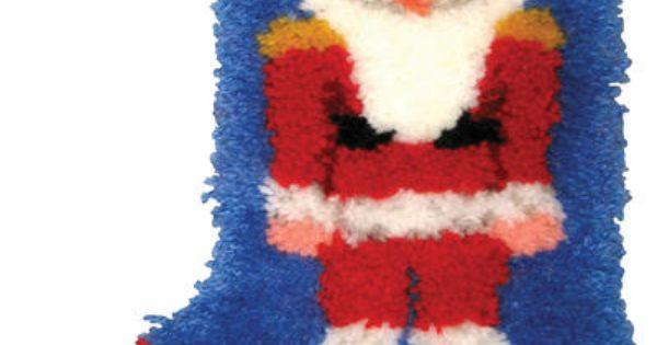 Latch Hook Kit 12 Quot X17 Quot Nutcracker Crafts Christmas