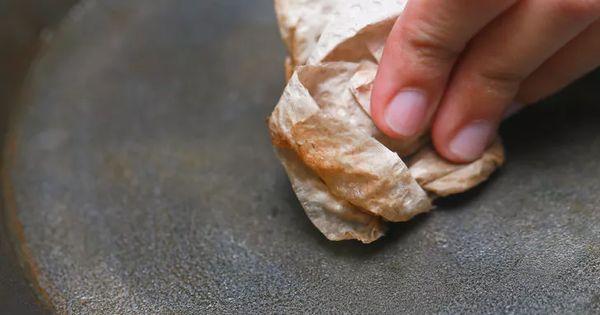 Quitar xido de un sart n de hierro fundido quitar xido - Quitar oxido hierro ...
