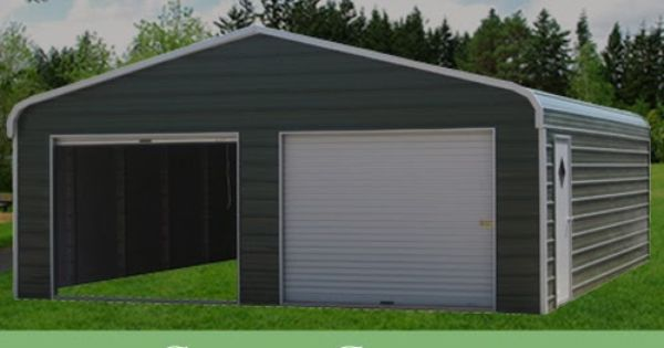 Tin Siding For Portable Car Garage Garage Carport