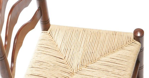 How To Replace A Woven Rush Chair Seat Home Improvement