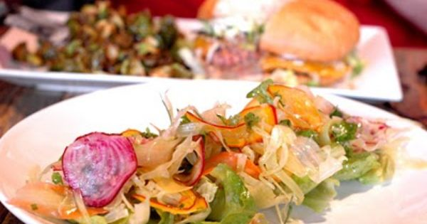 Gems and Salads on Pinterest