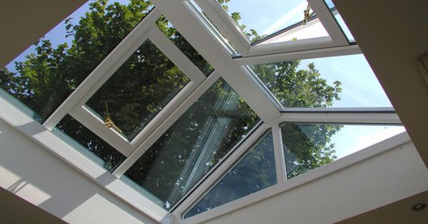 Lantern Roof Orangery Cambridge Roof Architecture Roof Lantern Timber Roof