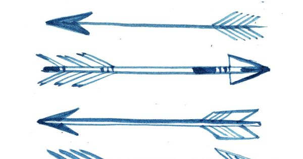 Cool arrow ideas for a tattoo