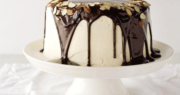 Irish Cream Celebration Cake recipe from Betty Crocker