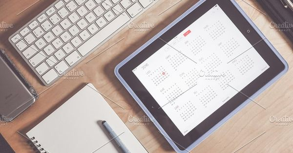 Business Time Management Calendar