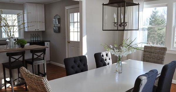 Jason S Kitchen And Dining Room By Dear Lillie Dear