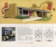 The Celotex Book Today S New Homes 22 Architect Designed Homes Of Moderate Cost The Celotex Corp Free Download Borrow And Streaming Internet Archive Vintage House Plans House Front Design Mid Century House