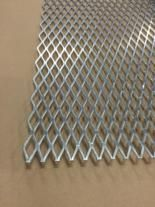 1 2 X 16 Ga Aluminum 3003 Flattened Expanded Sheet Online Metal Store Metal Store Faux Iron