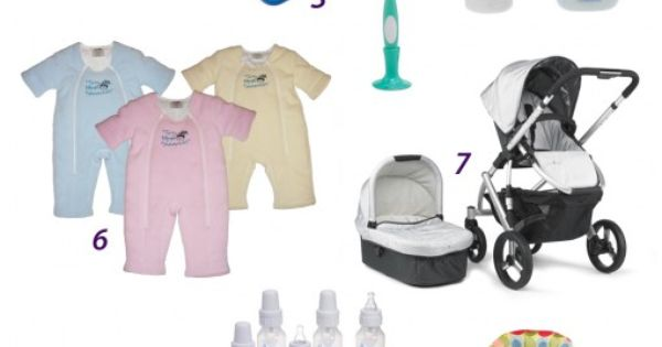 baby items ideas for registry