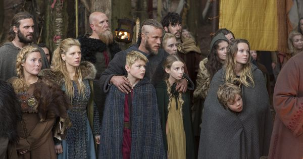Vikings (History Channel series) | Once Upon a Costume ...