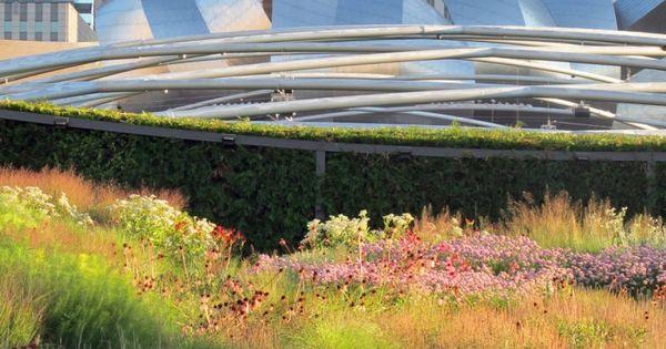 Oudolf lurie garden millennium park chicago for Lurie garden planting plan