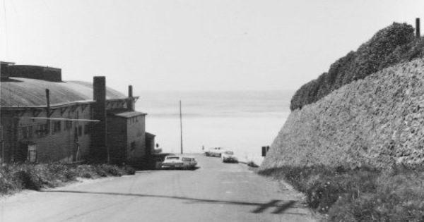Natatorium At Nye Beach Newport Or Ca Mid 1950s Image Courtesy Of The Oregon State Library Newport Oregon Oregon Oregon Coast
