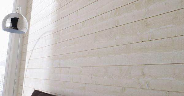 les diff rents types de lambris mur de chambre lambris bois et lambris. Black Bedroom Furniture Sets. Home Design Ideas