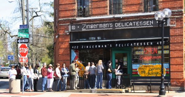 Zimmerman S In Ann Arbor Mi Rated By Food And Wine Magazine As A Top 25 Food Market In The World I R 1000 Awesome Things Food Wine Magazine Michigan Food