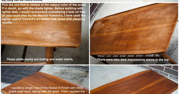 Fast cheap and easy wood furniture restoration diy mid for Affordable furniture repair