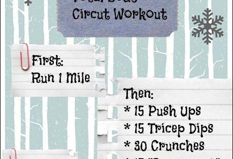 fANNEtastic food: A fun total body circuit workout. Enjoy!