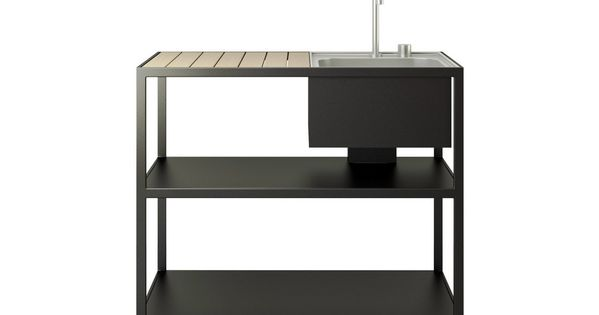 meuble vier pour l 39 ext rieur barbecues et accessoires par roshults pinterest meilleures. Black Bedroom Furniture Sets. Home Design Ideas