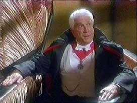 Leslie Nielsen S Last Word And Funniest Quotes Leslie Nielsen Vampire Movies Funny Quotes