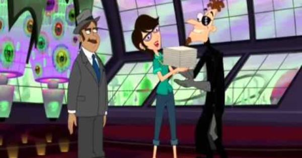 Phineas And Ferb Tales From The Resistance Part 6 Phineas And Ferb Lady And The Tramp Tales