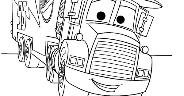 disney-cars-coloring-pages-macklightning-mcqueen-mack ...